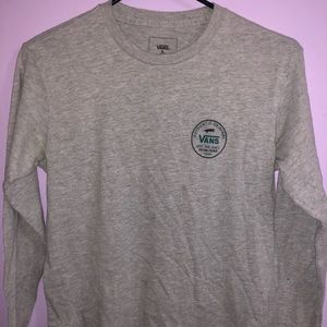Vans Off The Wall long sleeve